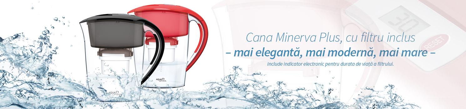 Cana Minerva Plus – mai eleganta, mai moderna, mai mare