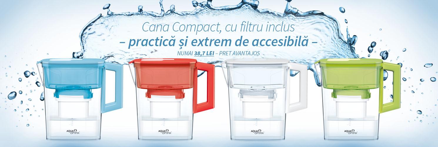Aqua Optima Compact cu filtru