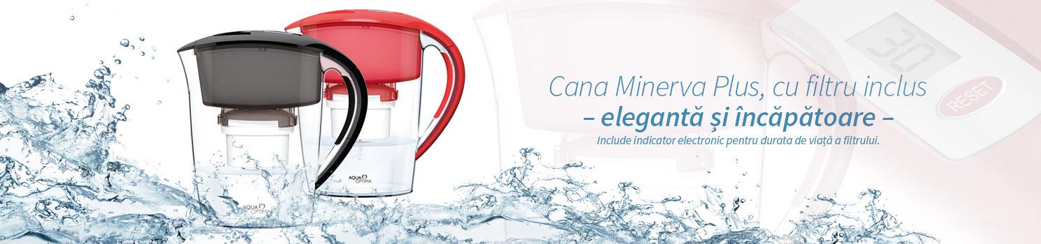 Aqua Optima Minerva cu filtru