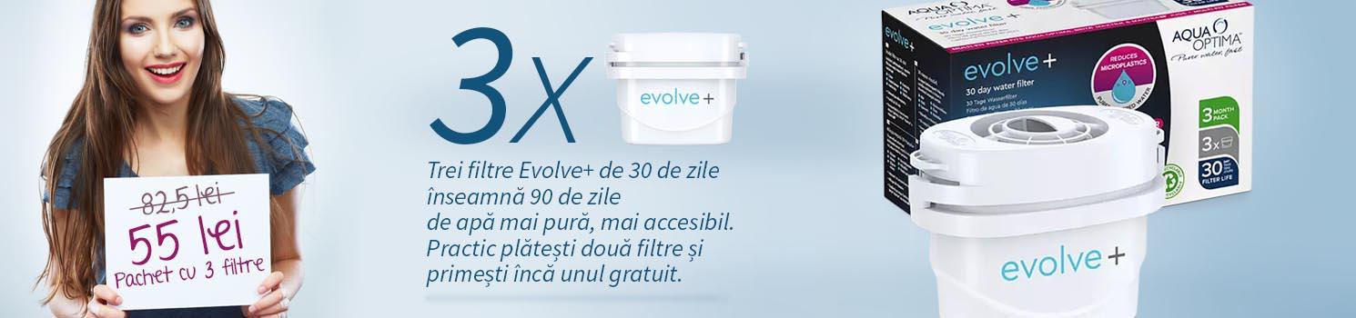Aqua-Optima filtre Evolve+